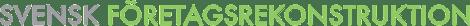Svensk Företagsrekonstuktion Logotyp